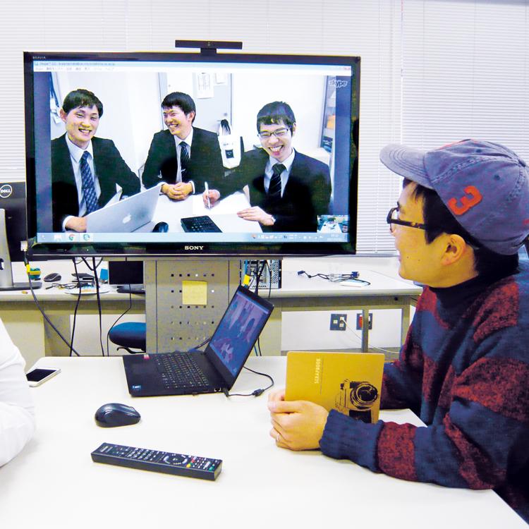 コミュニケーション基盤コース