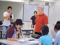 海外からの留学生の積極的な受入イメージ(1)