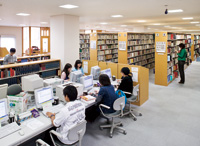 Library and Language Training Center
