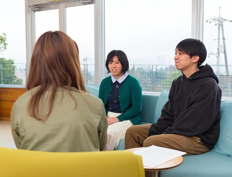 学生座談会