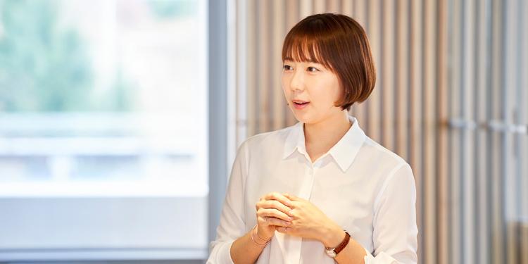 国際学部 国際学科 3年 Jhang Moonsunさん