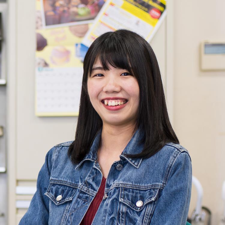 古田 愛梨さん