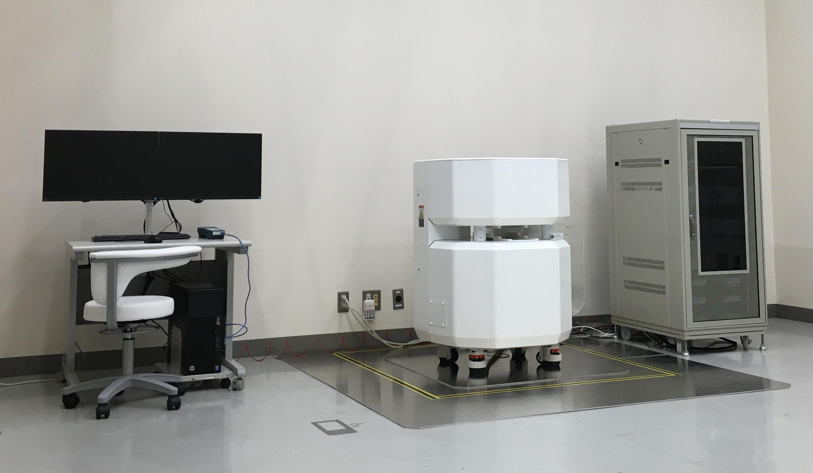 小型MRI装置