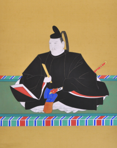 浅野長晟肖像画(模写)