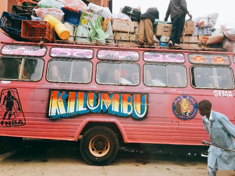 ケニアでの生活1