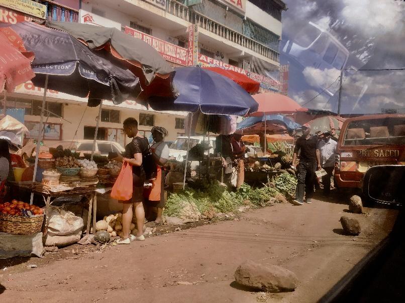 ケニアでの生活2